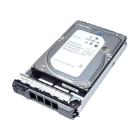 Hard Disc Drive dedicated for DELL server 3.5'' capacity 4TB 7200RPM HDD SAS 6Gb/s 6P85J