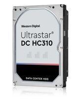 Hard Disk Drive Western Digital Ultrastar DC HC310 (7K6) 3.5'' HDD 6TB 7200RPM SATA 6Gb/s 256MB | 0B36039