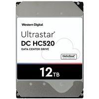 Hard Disk Drive Western Digital Ultrastar DC HC520 (He12) 3.5'' HDD 12TB 7200RPM SAS 12Gb/s 256MB | 0F29562