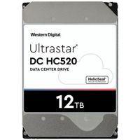Hard Disk Drive Western Digital Ultrastar DC HC520 (He12) 3.5'' HDD 12TB 7200RPM SATA 6Gb/s 256MB   0F30144