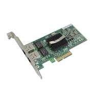 Network Card DELL 540-BBGZ-RFB 2x RJ-45 PCI Express 1Gb