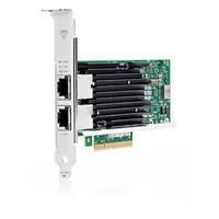 Network Card HPE 716591-B21 2x RJ-45 PCI Express 10Gb