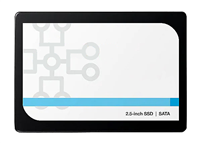 SSD Drive 3.84TB HPE 2.5'' SATA 6Gb/s Read Intensive