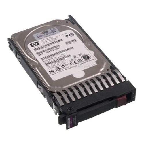 Hard Disc Drive dedicated for HP server 2.5'' capacity 146GB 10000RPM HDD SAS 6Gb/s 507283-001 | 507119-001 | 507125-B21