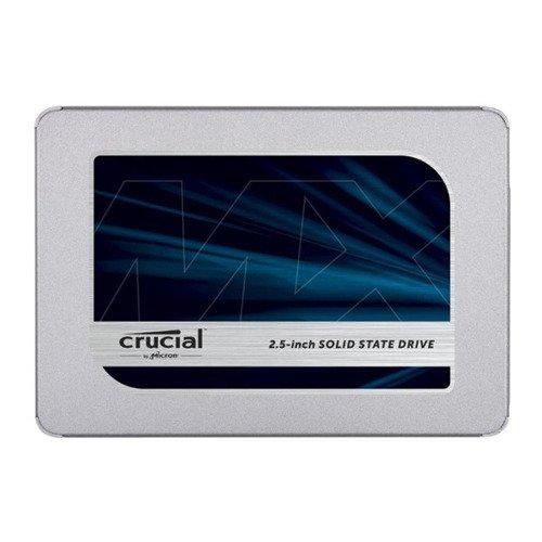 SSD disk Crucial MX500 250GB 2.5'' SATA 6Gb/s TLC 3D-NAND | CT250MX500SSD1